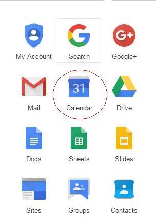 Calendar icon 2